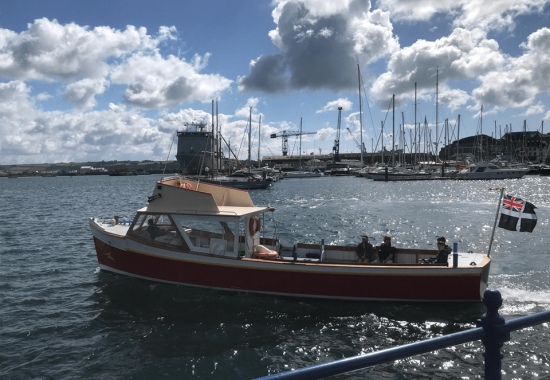 Boat trips from Falmouth