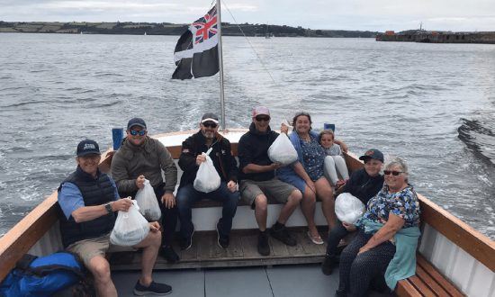 Fishing trips for all the family